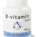 B-vitaminkomplex,100 kapslar