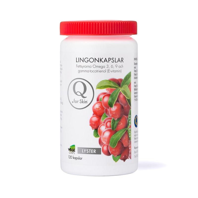 lingon vitaminer
