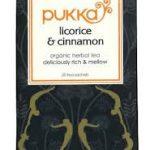 licourice cinnamon